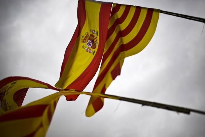 banderas_espana_catalunya_getty
