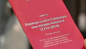 España contra Catalunña